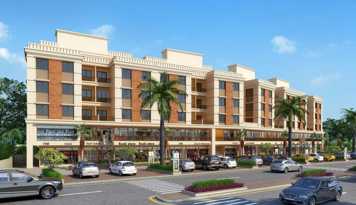 Project Image of 990.0 - 1890.0 Sq.ft 2 BHK Apartment for buy in Divine Galaxy