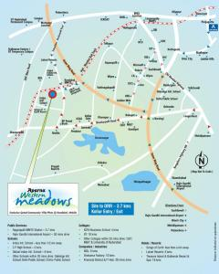 Project Image of 2403 - 4753 Sq.ft Residential Plot Plot for buy in Aparna Western Meadows