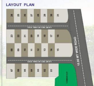 Residential Lands for Sale in Jinvar Shraddha Park
