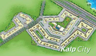 Gallery Cover Pic of 5P Kalp City G1 To G5