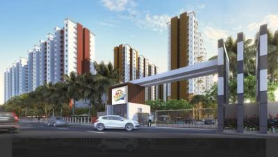 Gallery Cover Image of 430 Sq.ft 1 BHK Apartment for buy in Shriram Saat Rang Ke Sapne, Uttarpara for 1600000