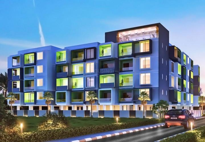 Project Image of 1142.0 - 1730.0 Sq.ft 2 BHK Apartment for buy in Poorvi Srinivasa Grand
