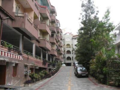 Gallery Cover Image of 1200 Sq.ft 3 BHK Apartment for rent in Banjara Hills for 25000