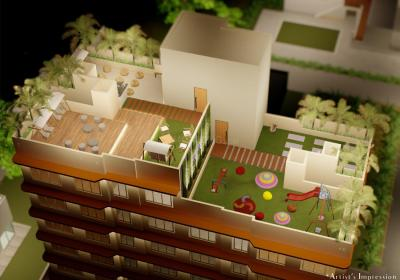 Project Image of 450.0 - 630.0 Sq.ft 1 BHK Apartment for buy in Madonna