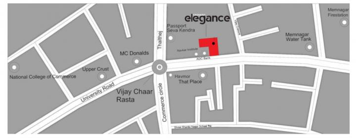 Project Image of 1052.17 - 1103.73 Sq.ft 3 BHK Apartment for buy in Yashasvi Elegance