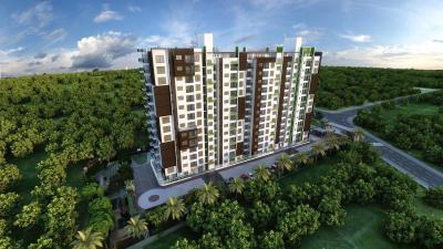 Gallery Cover Image of 718 Sq.ft 1 BHK Apartment for buy in CoEvolve Northern Star, Chokkanahalli for 4415701