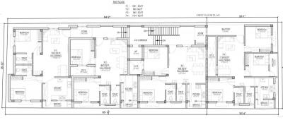 Project Image of 845.0 - 1318.0 Sq.ft 2 BHK Apartment for buy in Abiraami Garden