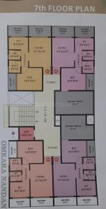 Project Image of 326.04 - 353.49 Sq.ft 1 BHK Apartment for buy in Omkara Nandan