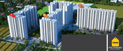 Project Image of 417.0 - 902.0 Sq.ft 1 BHK Apartment for buy in VBHC Palmhaven II Block A