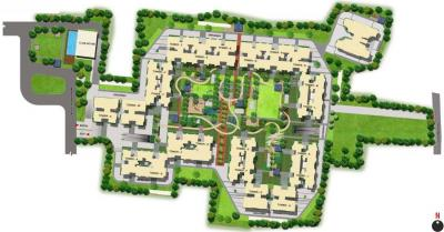 Gallery Cover Image of 2400 Sq.ft Residential Plot for buy in Ozone Urbana Avenue, Tippenahalli for 13200000