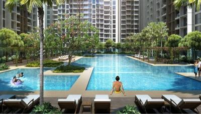 Project Image of 433.25 - 885.01 Sq.ft 1 BHK Apartment for buy in Sheth Vasant Oasis Daisy Bldg 18