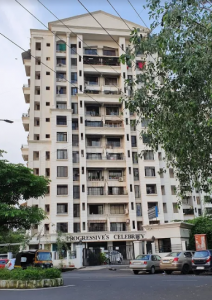 Gallery Cover Image of 1000 Sq.ft 2 BHK Apartment for rent in Progressive Celebrity, Belapur CBD for 35000