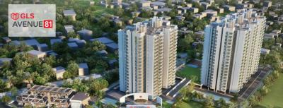 Project Image of 570.0 - 629.0 Sq.ft 2 BHK Apartment for buy in GLS Avenue 81