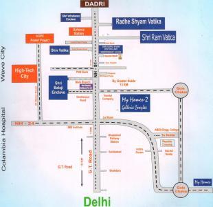 Project Image of 450 - 2916 Sq.ft Residential Plot Plot for buy in SS Shri Ram Vatika