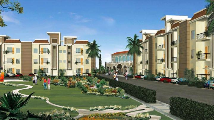 Project Image of 775.0 - 1776.0 Sq.ft 2 BHK Apartment for buy in Sare Spring view Floors