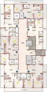 ज्ञानेश रॉयल पाइन में खरीदने के लिए 680 - 1240 Sq.ft 2 BHK अपार्टमेंट प्रोजेक्ट  की तस्वीर