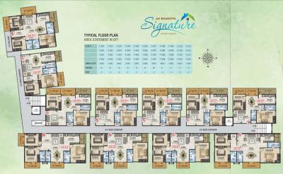 Project Image of 1005.0 - 1815.0 Sq.ft 2 BHK Apartment for buy in Jai Bharathi Signature