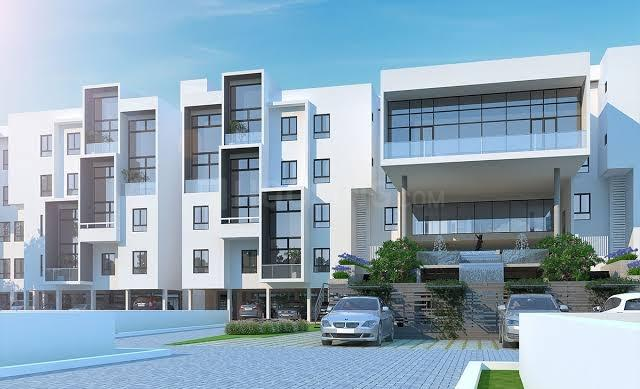 Project Image of 584.0 - 2096.0 Sq.ft 1 BHK Apartment for buy in Casagrand Primera