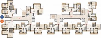 प्रियंका यूनाइट में खरीदने के लिए 215.28 - 785.77 Sq.ft 1 BHK अपार्टमेंट प्रोजेक्ट  की तस्वीर