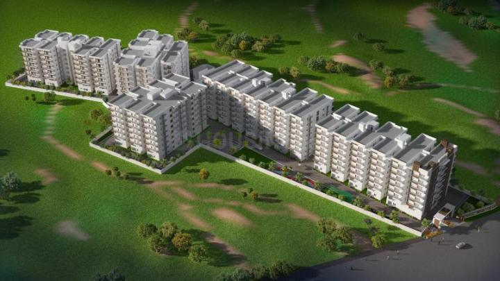 Project Image of 1570.0 - 1731.0 Sq.ft 3 BHK Apartment for buy in Aakriti Esta