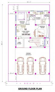 Project Image of 640 - 701 Sq.ft 2 BHK Apartment for buy in Shri Win Flats