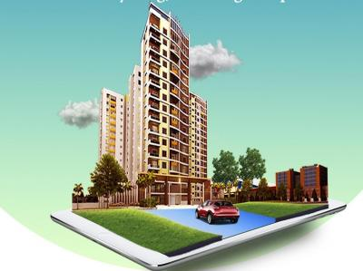 Project Image of 1194.0 - 1947.0 Sq.ft 2 BHK Apartment for buy in Jones Blazia