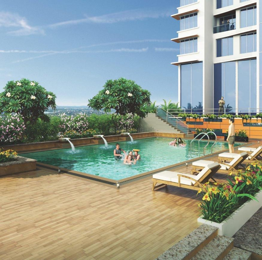 Project Image of 709.0 - 980.0 Sq.ft 2 BHK Apartment for buy in Romell Aether Wing B1