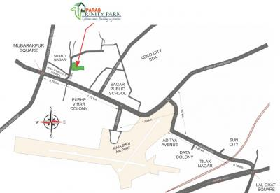 Gallery Cover Pic of Paras Trinity Park Phase A