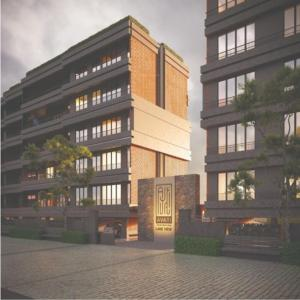 Project Image of 1151.95 - 1303.94 Sq.ft 2 BHK Apartment for buy in Ayati Lake View Block D