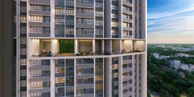 Project Image of 0 - 976 Sq.ft 3 BHK Apartment for buy in Kalpataru Sunrise D