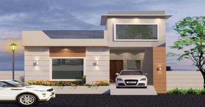 Project Image of 630 - 855 Sq.ft 2 BHK Villa for buy in Freedom Homes Extension Valley