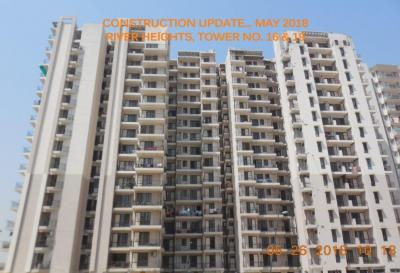 Gallery Cover Image of 1630 Sq.ft 3 BHK Apartment for rent in LandCraft River Heights, Raj Nagar Extension for 10000