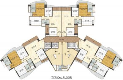 Project Image of 987.0 - 1500.0 Sq.ft 3 BHK Apartment for buy in Gitanjali Tatva