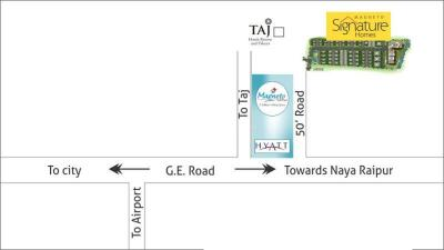 Project Image of 587 - 4941 Sq.ft Residential Plot Plot for buy in Avinash Magneto Signature Homes II
