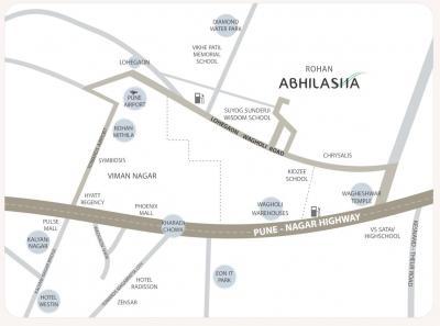 Rohan Abhilasha 2 Wing A