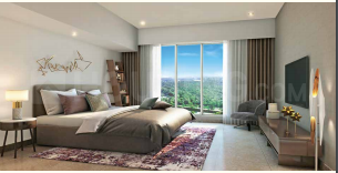 Project Image of 493.0 - 880.0 Sq.ft 2 BHK Apartment for buy in L And T Seawoods Residences Phase I