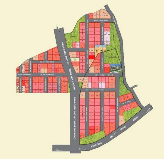 Project Image of 1503 - 3600 Sq.ft Residential Plot Plot for buy in Subhagruha Sukrithi Aria