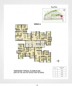 Gallery Cover Image of 1100 Sq.ft 2 BHK Apartment for rent in Powai for 51500