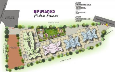 Project Image of 319.0 - 374.0 Sq.ft 1 BHK Apartment for buy in Puraniks Aldea Annexo C2