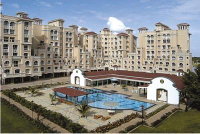 Gallery Cover Image of 1800 Sq.ft 3 BHK Apartment for rent in Karia Konark Campus, Viman Nagar for 45000
