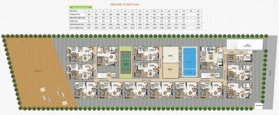 Project Image of 1015.0 - 1507.0 Sq.ft 2 BHK Apartment for buy in Sree Adithya Elegant