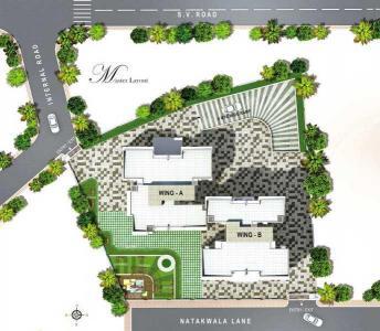 वास पुष्प विनोद 8 में खरीदने के लिए 350.0 - 848.0 Sq.ft 1 BHK अपार्टमेंट प्रोजेक्ट  की तस्वीर