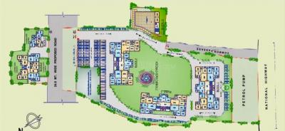 Project Image of 1280 Sq.ft 3 BHK Apartment for buyin Lake Town for 4200000