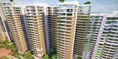 Gallery Cover Image of 1700 Sq.ft 3 BHK Apartment for rent in Wadhwa The Address, Ghatkopar West for 130000