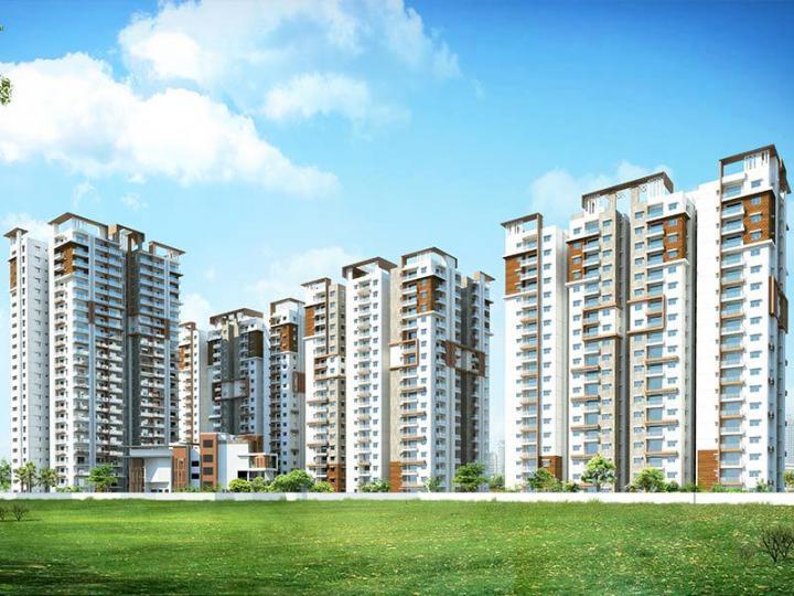 Project Image of 1200.0 - 2965.0 Sq.ft 2 BHK Apartment for buy in Salarpuria Sattva Magnus