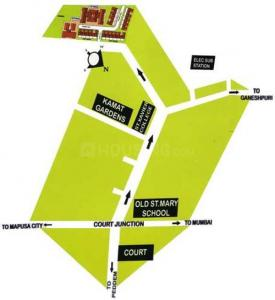 250 Sq.ft Residential Plot for Sale in Ekta Nagar, Goa