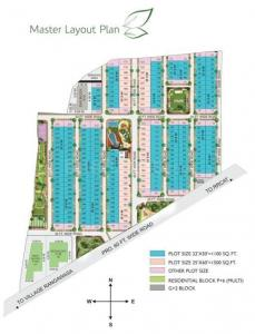 Project Image of 1100.0 - 1500.0 Sq.ft Residential Plot Plot for buy in Shubham Greens