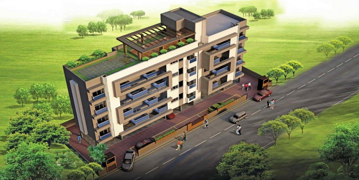 Project Image of 0 - 630.01 Sq.ft 2 BHK Apartment for buy in Quadrone Solitaire Spaces