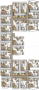 Project Image of 1054.97 - 1770.99 Sq.ft 2 BHK Apartment for buy in Manbhum Home Tree
