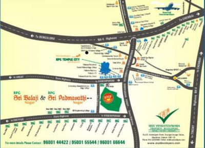 Project Image of 2000.0 - 3419.0 Sq.ft Residential Plot Plot for buy in SVP RPG Sri Balaji